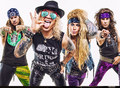STEEL PANTHER - Rock & roll szentháromság