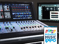 Soundcraft Vi3000 – A BUDAPEST MUSIC EXPO-n