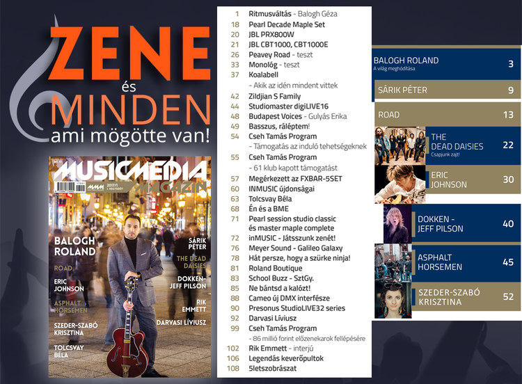 Music Media Magazin (2016. tél)
